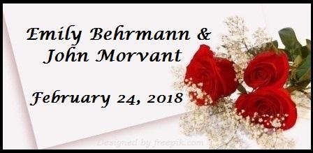 Behrmann Wedding Registry | The Canopy