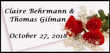 C. Behrmann Wedding Registry | The Canopy
