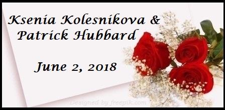 Kolesnikova Wedding Registry | The Canopy